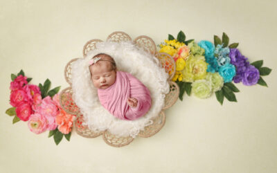 Classic Newborn Photography With a Twist | Minneapolis Newborn Photographer